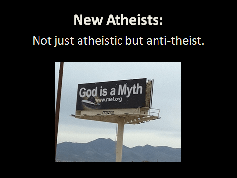 When Atheists Attack Subtitled Attack Of The Theophobics