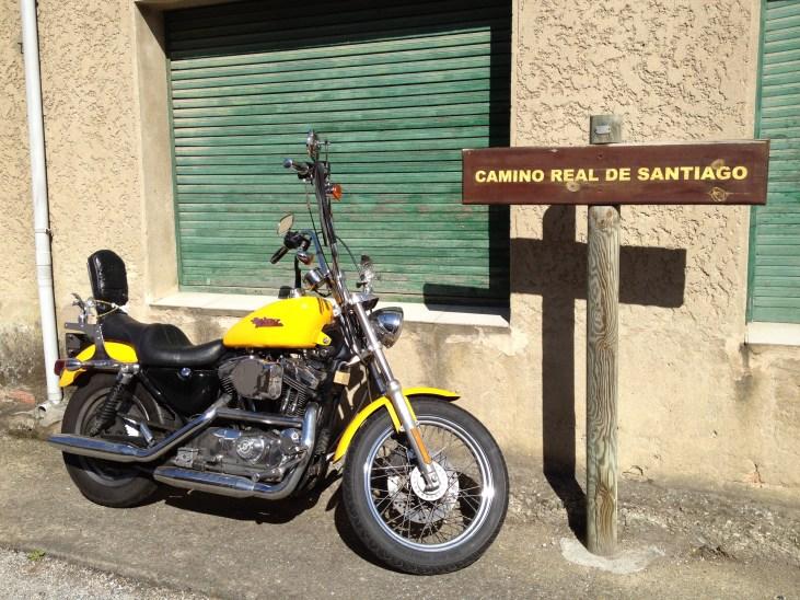 My Motorcycle Diaries - Camino de Santiago