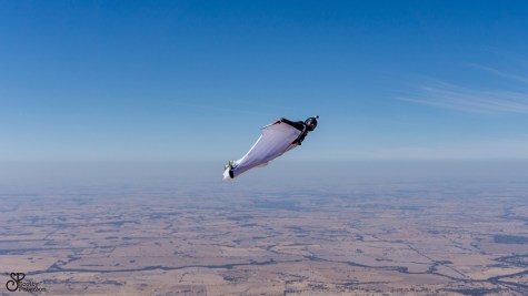 Peter Salzmann, Wingsuit, Picture by Scott Paterson