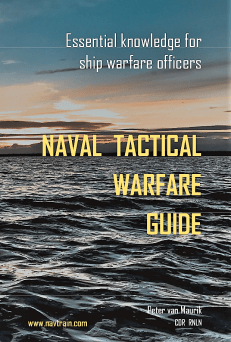 A book about Modern Naval Tactics