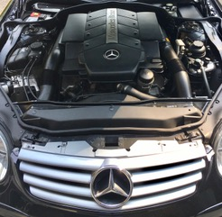 2004 Mercedes Benz 500 SL