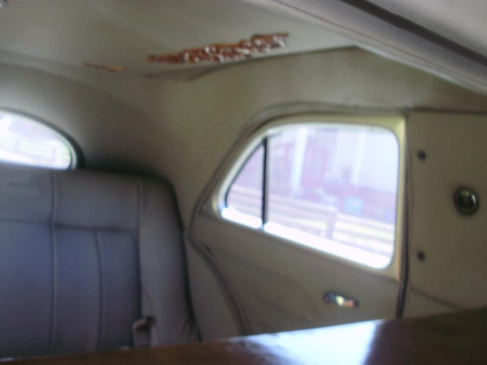 1940 Graham Hollywood Limousine