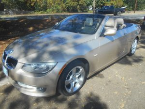 2012 BMW 335i Convertible