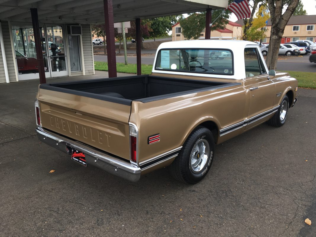 1970 Chevrolet PU Short Wide