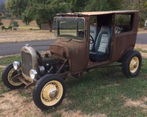 1927 Rat Rod Super TA