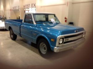1970 Chevrolet PU Long bed