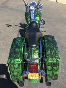 2007 Harley Custom