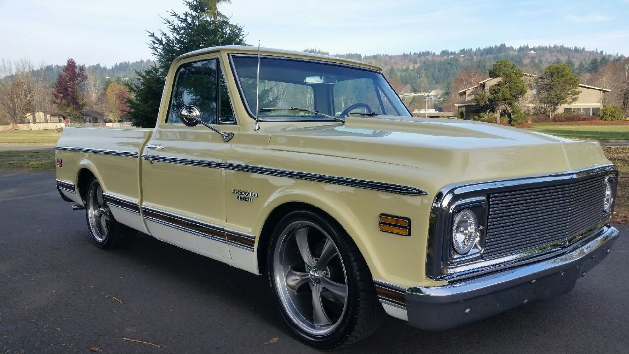 1970 Chevrolet CST Shortwide
