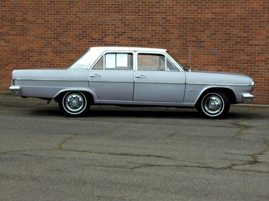 1966 Rambler 770  4 door Marquessa Mauve