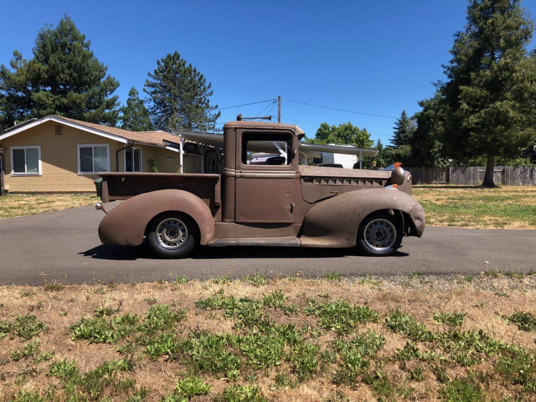 1939 Packard PU