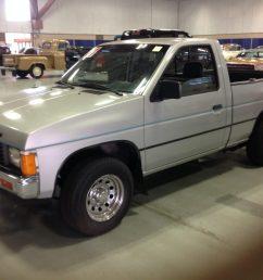 1987 nissan pickup [ 1071 x 800 Pixel ]