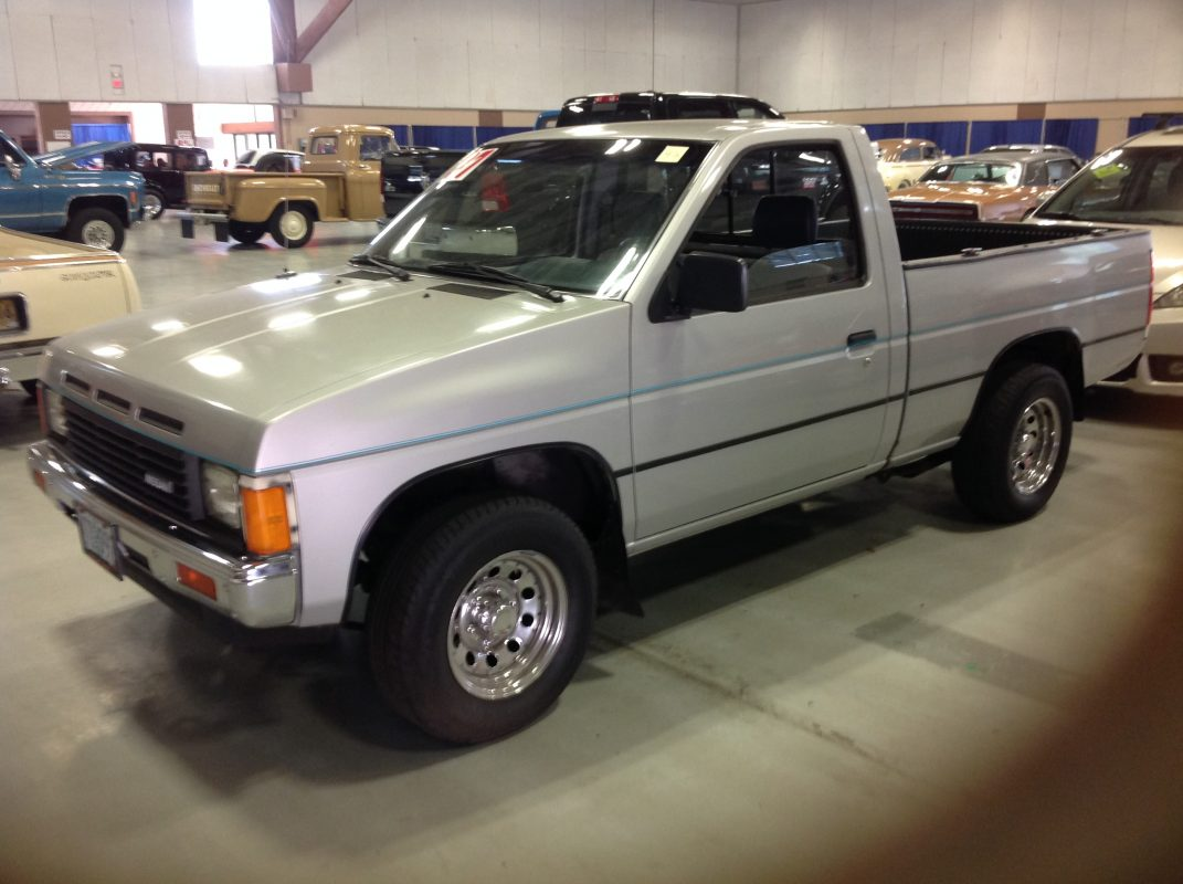 hight resolution of 1987 nissan pickup