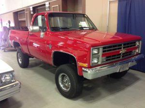 1984 Chevy Pickup