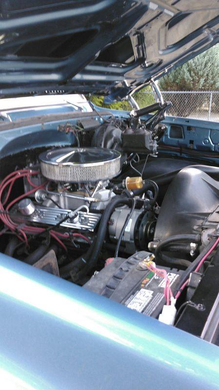 1979 Chevrolet K 10 PU Blue