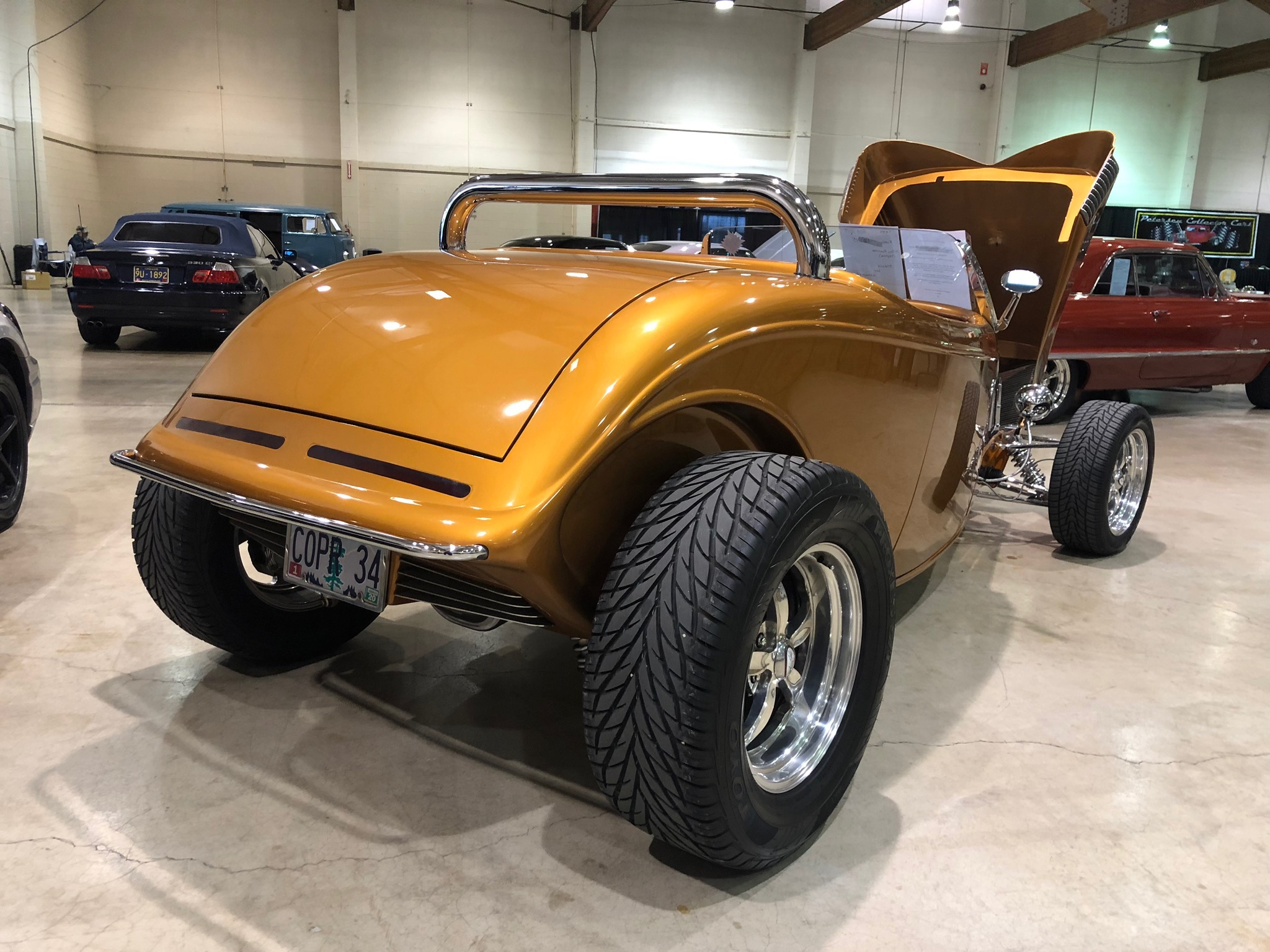 1934 Ford HiBoy Roadster