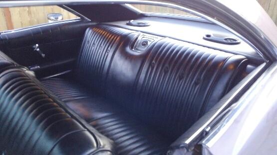 1965 Chevrolet Impala 2 door hardtop