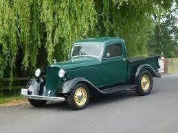 1935 Dodge PU Green & Black