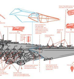 the yithian battleship [ 1280 x 828 Pixel ]