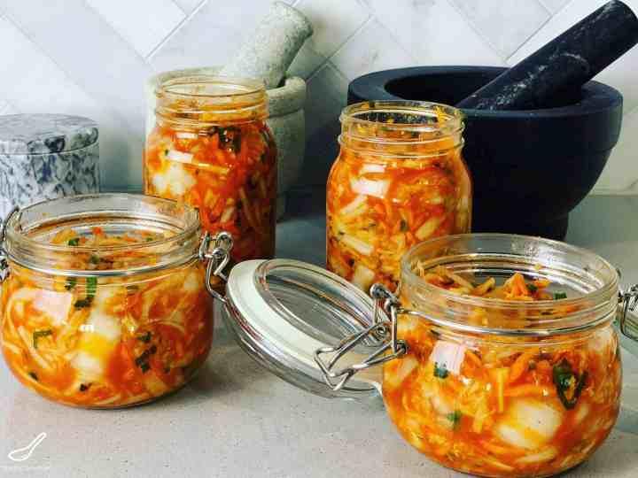 Kimchi Gochujang