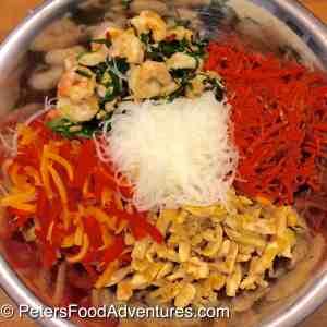 Central Asian Noodle Salad