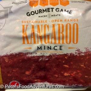 Kangaroo Mince