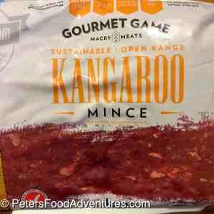 Rustic Kangaroo Kotleti in a Creamy Mushroom Sauce – (Котлеты)