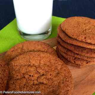 Easy Spice Cookies Recipe