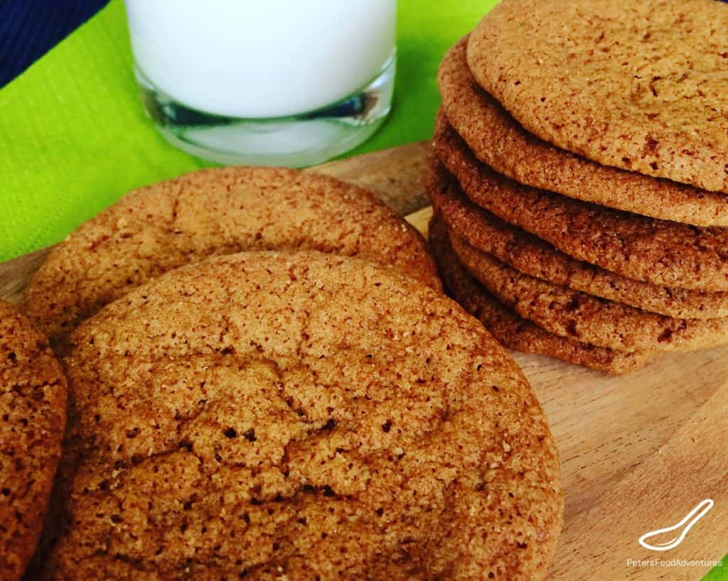 Easy Spice Cookies Recipe Peter S Food Adventures