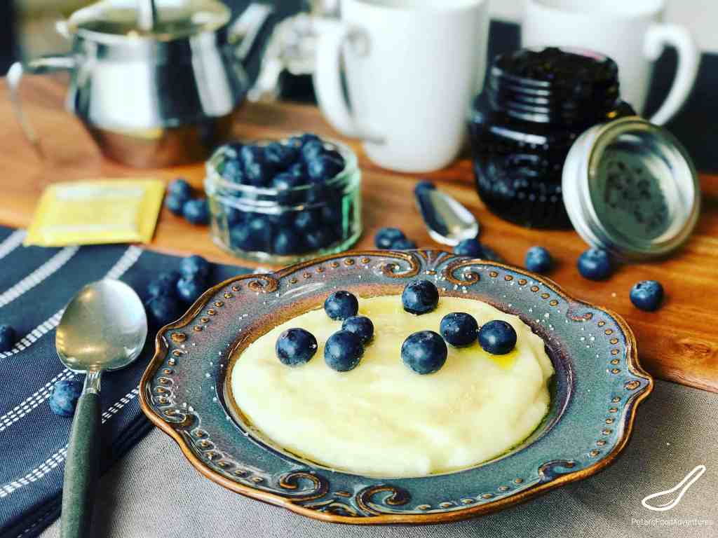 Mannaya Kasha, Cream of Wheat, Semolina Porridge or Farina is a breakfast staple on every Russian table - So easy to make, served with butter, jam, brown sugar or fresh fruit. Cream of Wheat Recipe (Манная Каша)