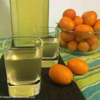 Kumquat Nastoyka Tincture – Kumquatcello