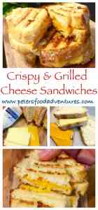 This is the best tasting secret! An easy tip that tastes better and makes your life easier! The Secret to Easy Crispy Grilled Cheese Sandwiches or Toasties
