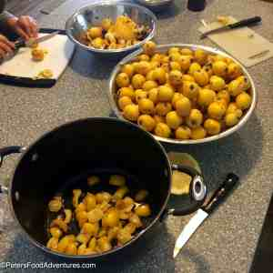 Loquat Jam Recipe Preparation