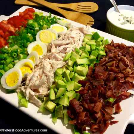 Cobb Salad Recipe - The Un-Salad