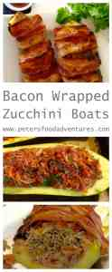 Don't be stuck eating boring old Zucchini Meatloaf! Here's a fresh tasty way to eat zucchini boats, inspired by the flavours of Thailand.