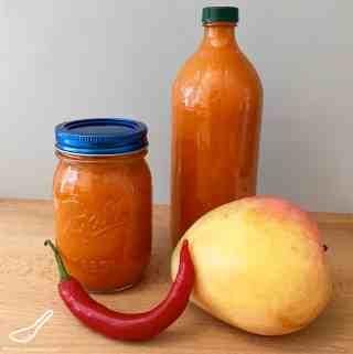 Sweet Mango Chilli Sauce & Dip