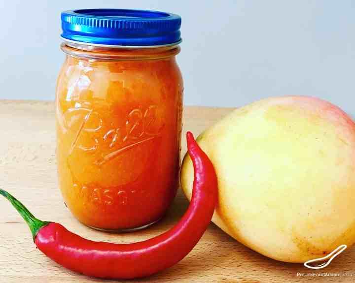Mango Chili Sauce