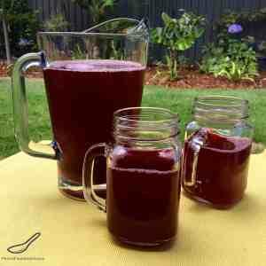 Kompot - Berry Juice (Компот)
