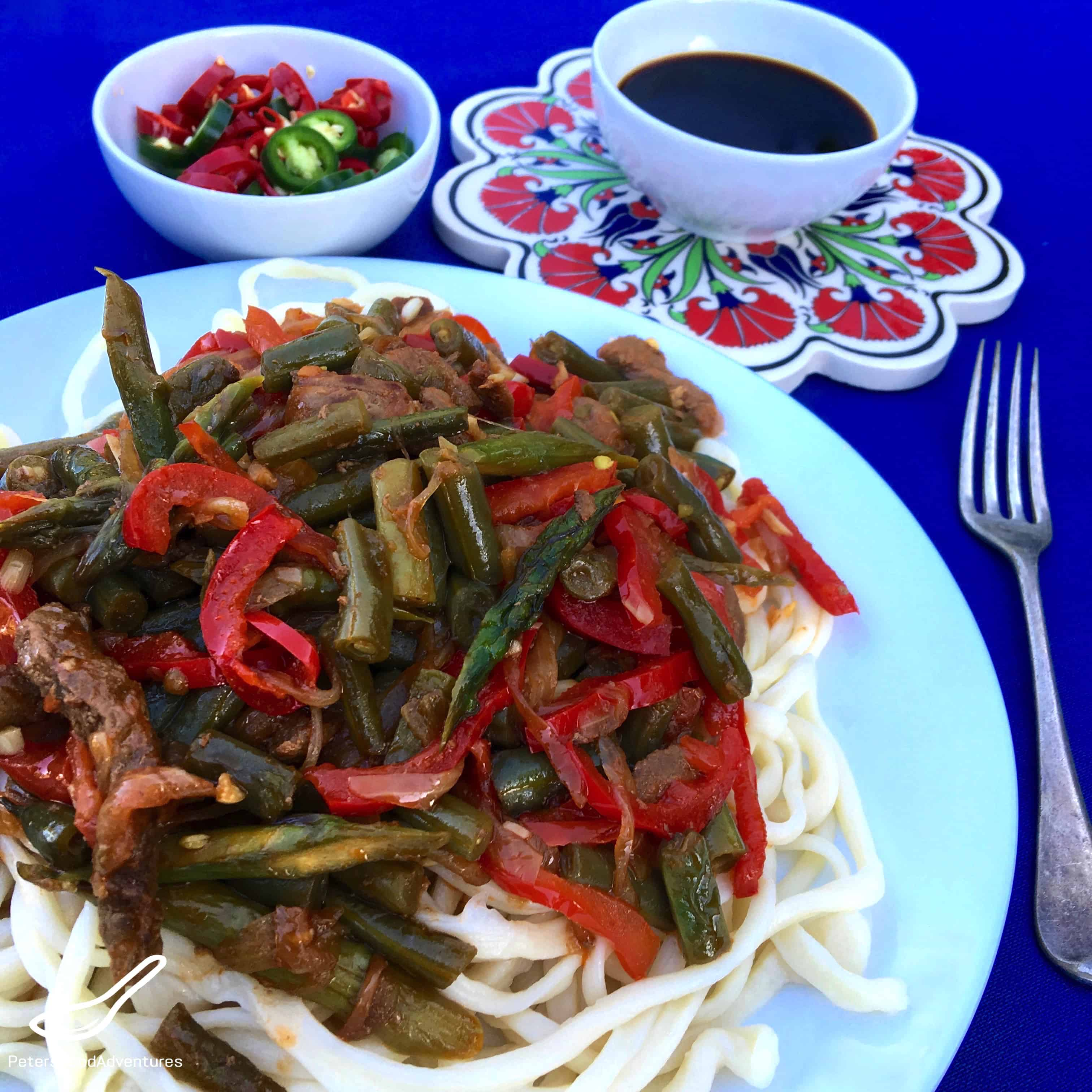 Lagman recipe peters food adventures forumfinder Image collections