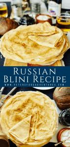 Blini recipe