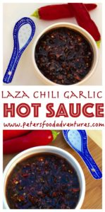 If you love Sriracha, you will LOVE Laza Hot Sauce, or Lazadzhan. Enjoy it with stir fry, dumplings or anything that needs a chili garlic flavour explosion!