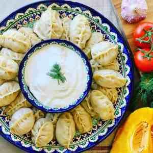Manti Russian Dumplings