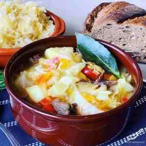 Shchi – Russian Cabbage Soup