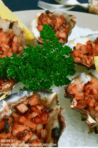 This recipe is so tasty and easy to make, an Australian classic. Fresh oysters, Worcestershire and Bacon under a grill. If you haven't eaten Oysters Kilpatrick, you haven't eaten oysters!