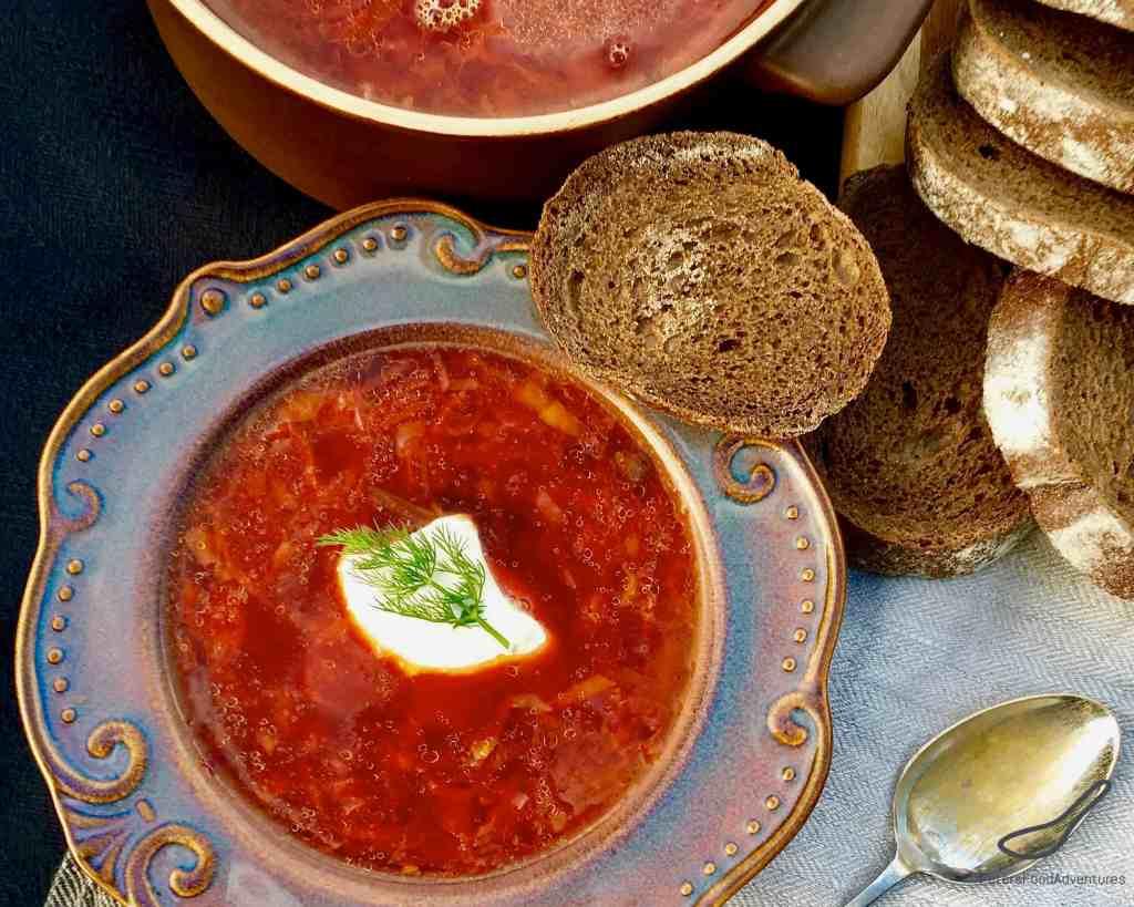 Borscht Recipe