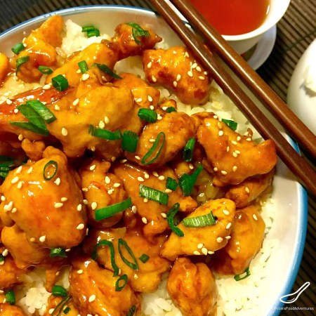 Who needs takeout? A sweet and sticky family favourite. Easy Honey Sesame Chicken