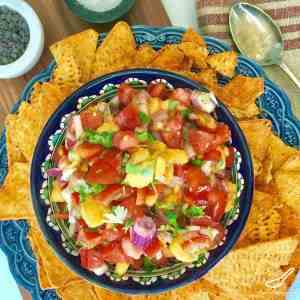 Summer Mango Salsa Recipe