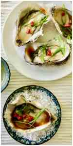 Dressed Oysters