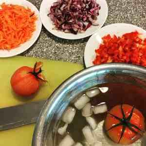 recipe: baklazhannaya ikra russian eggplant caviar [36]