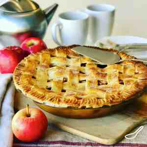 American Classic Apple Pie Recipe