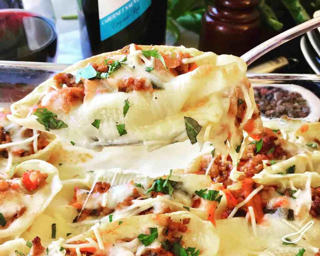 Lasagna Pasta Shells